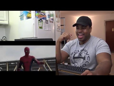 "Captain America: Civil War - Official ""Spider-Man"" TV Spot #32 & #33 REACTION!!!"