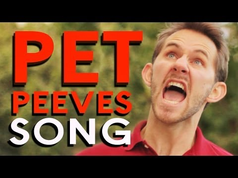 One Direction - Kiss You (Official Parody) Pet Peeves Song