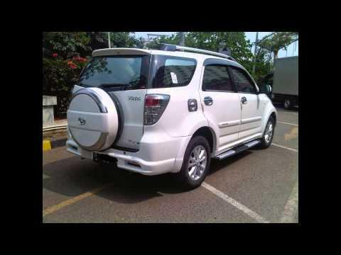 Harga Mobil Bekas Daihatsu Terios