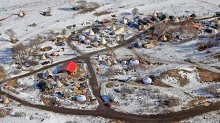 Army Corps shutting down DAPL protest camp