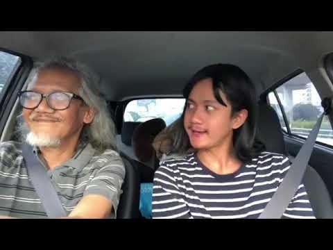 Banci Dan Kakek-kakek Nyanyi Di Dalam Mobil Lucu Banget