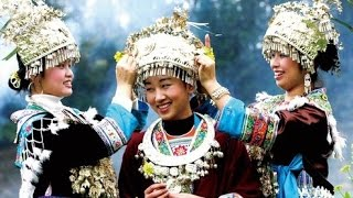 The Silver Jewelery of the Miao People