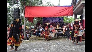 Jaranan Uwer Budaya Banyuwangi Buto Pesanggaran Live Bangorejo Terbaru 2019