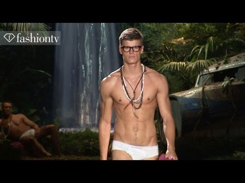 Dsquared2 Men Spring summer 2014 | Milan Men's Fashion Week Full Show | Fashiontv video
