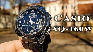Casio AQ-160W review #125