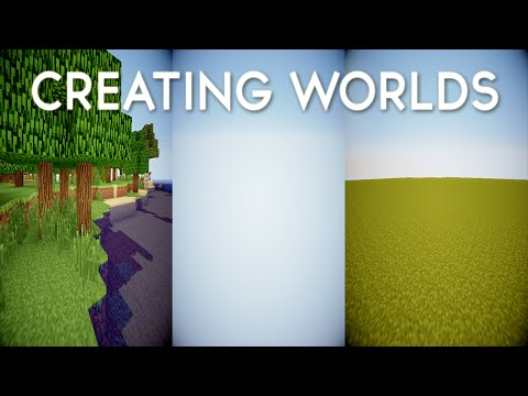 Minecraft Plugin Tutorial | How to create a Normal, Void, and Custom World!