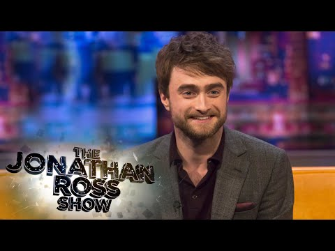 Daniel Radcliffe On Wearing A Harry Potter Disguise - The Jonathan Ross Show