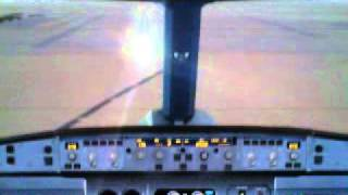 landing a330-200 EGYPT AIR IN RIYADH-IVAO (MSR1987
