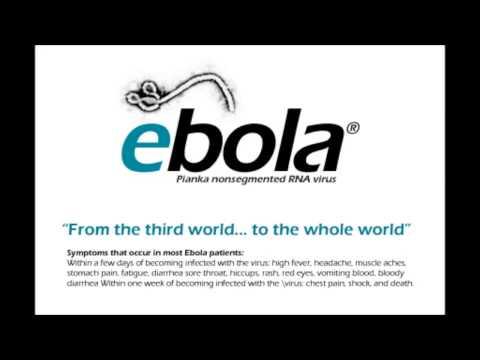 080414 EBOLA vs HIV/AIDS; Conspiracy Theory?