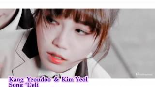 "Kang Yeondoo x Kim Yeol ""In love with you"" Sassy, Go go"