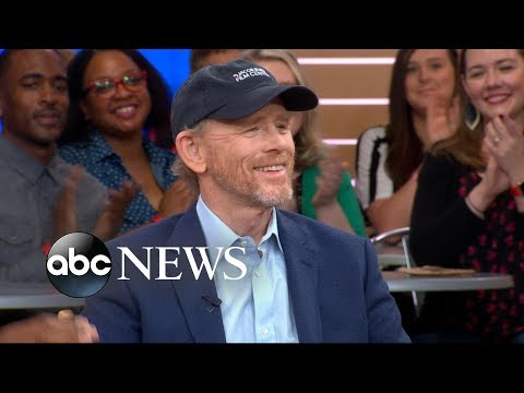 Ron Howard Celebrates 'Star Wars Day' On 'GMA'