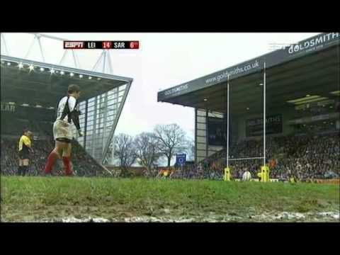 RugbyMania - Leicester Tigers v Saracens - Aviva Premiership Rugby 2010/11- R17- Highlights