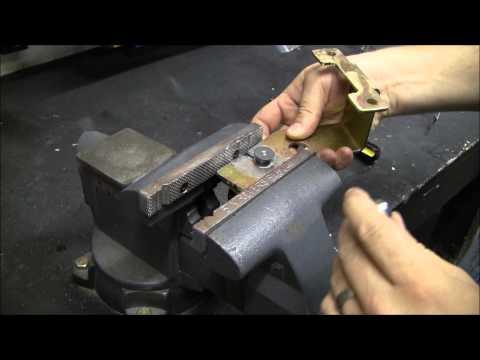 Reprap Assembly 04, Stepper Motor Pressed Gear Removal