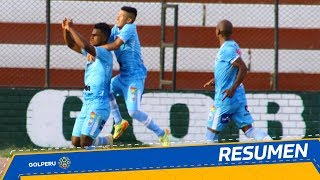 Resumen: Cantolao vs. Binacional (0-4)