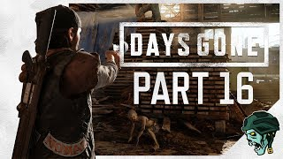 """Days Gone Gameplay Walkthrough Part 16 - """"We're Getting Low On Meat"""" (Let's Play)"""