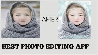 Best Photo Editing APP for Android Urdu Hindi Tutorial