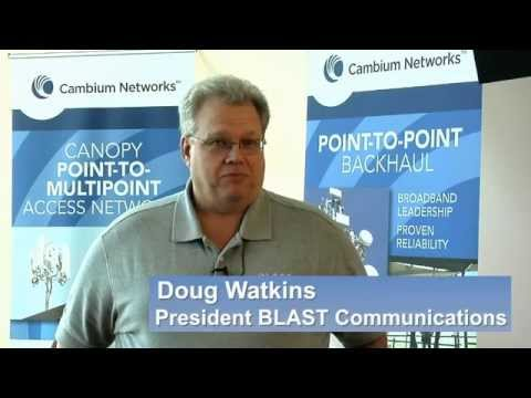 BLAST Communications Cambium Networks Canopy PMP 450