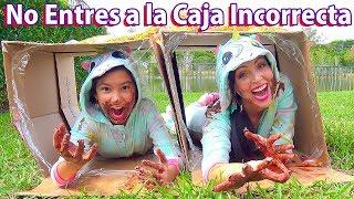 No ENTRES a La CAJA INCORRECTA ft SANDRA CIRES | TV Ana Emilia