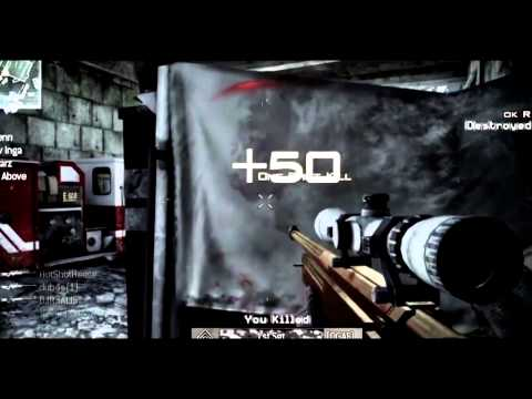 SoaR Sniping: Modern Warfare 3 Teamtage #1 - By Create