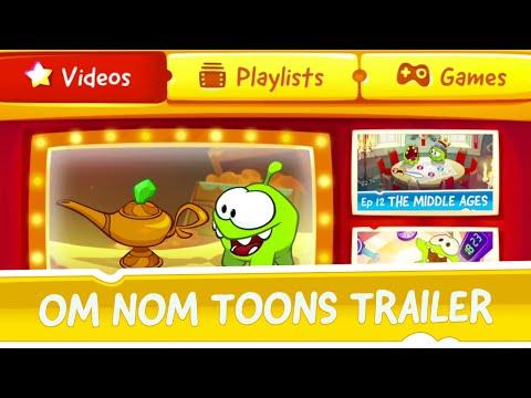 Om Nom Toons - Official Trailer