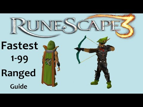 RS3 | F2P | 1-99 Range Guide