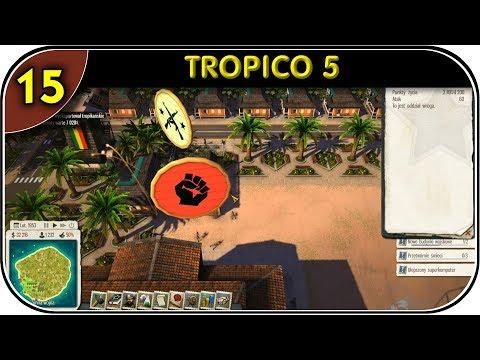 15 = TROPICO 5 == Tworzenie Turystyki