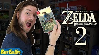 NEW Nintendo Switch Zelda In Development ALREADY?!