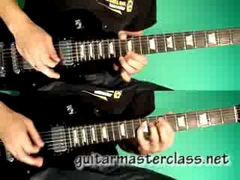 Iron Maiden Style Lesson (Gabriel Leopardi)