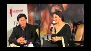 Shahrukh and Kajol in Kolkata to Promote Dilwale