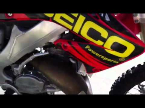 geico powersports factory connection honda cr125 how to save money and do it yourself. Black Bedroom Furniture Sets. Home Design Ideas