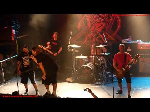 Ugly Kid Joe - So Damn Cool, Live at The Academy, Dublin Ireland, 30 Oct 2013