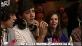 Harry Styles - What Makes You Beautiful on NRJ