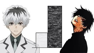Ken Kaneki POWER LEVELS Over The Years (All Forms)