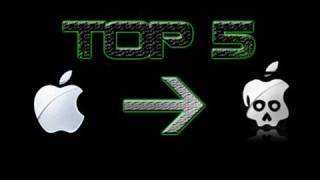 Top 5 Animated Boot Logos - iPhone, iPad & iPod Touch