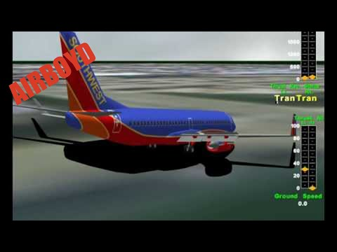 NTSB Animation Runway Overrun of Southwest Airlines Flight 1248 at Chicago Midway