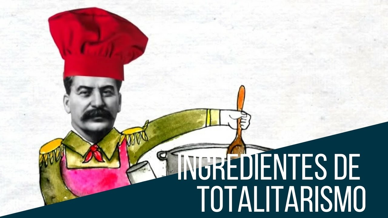 8 ingredientes para cocinar un r gimen totalitario youtube for Ingredientes para cocinar