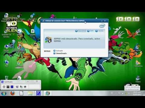 Tutorial para restablecer wimax - Netbooks Plan Sarmiento.avi