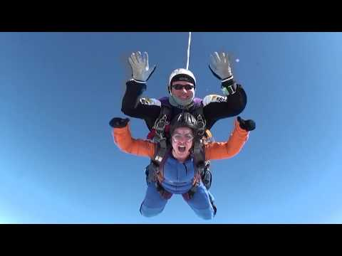 Skydiving Paracaidismo Sandra Barroso 9.9.2015 - North London Skydiving