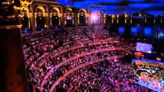 Bbc Last Night Of The Proms 2012 Rule Britannia