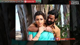 Trisha Romance with young top hero in tollywood