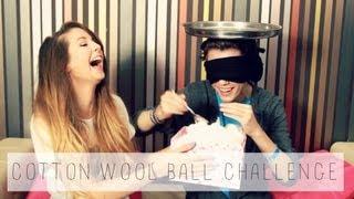 Download Lagu Cotton Wool Ball Challenge With Troye Sivan Gratis STAFABAND