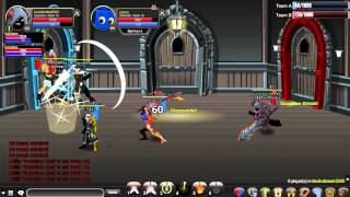 AQW A Mix of Both is The Best! Random 3v3