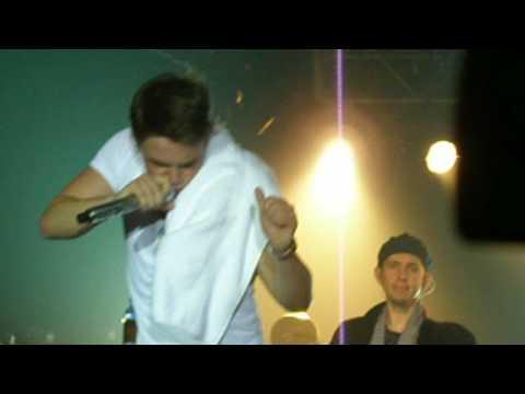 Jesse McCartney LIVE! in Charlotte, NC **HD**
