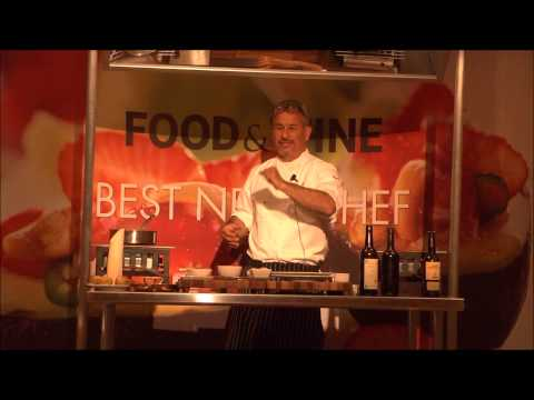 Romantic Dinner idea- Filet of Beef by JiRaffe Restaurant Chef.wmv