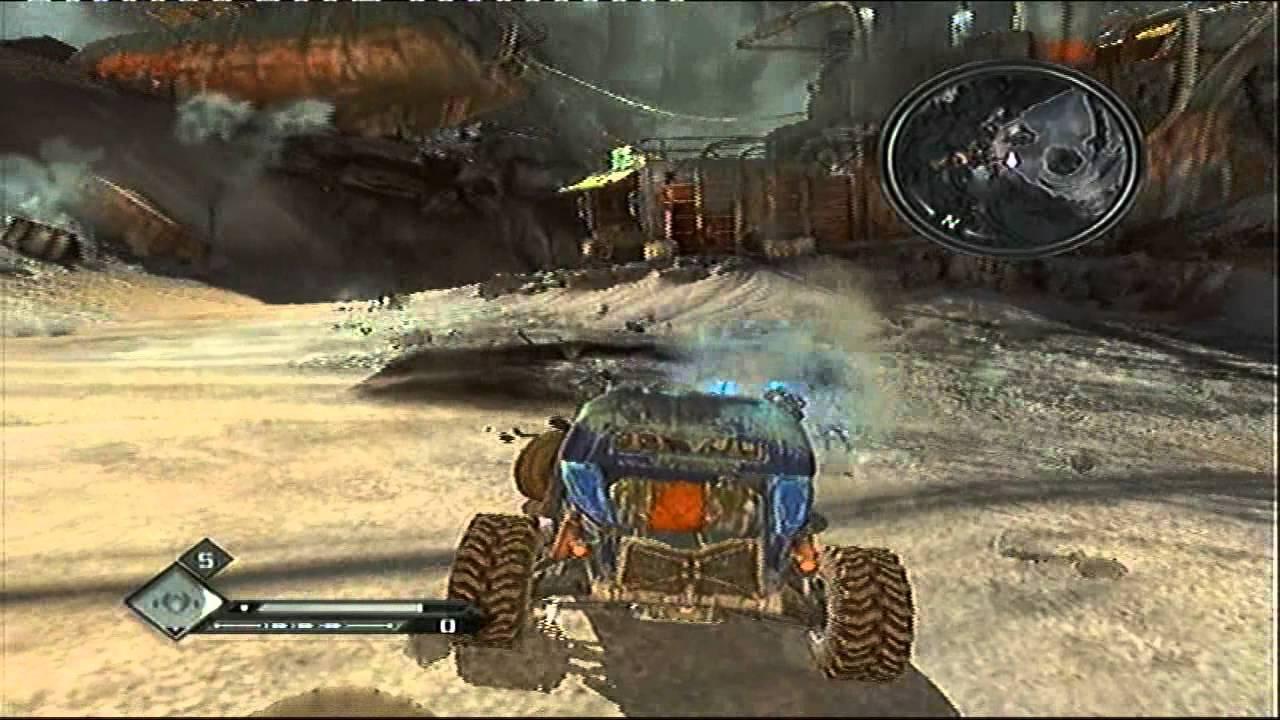Rage Gameplay Ps3 Rage Rat Rod Gameplay Ps3