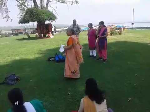 Gurunath Travel's Himachal Tour, Passengers Enjoying Camp Fire