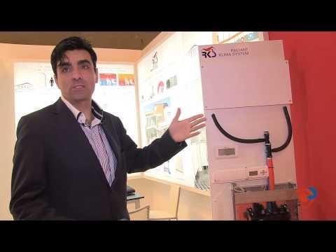 Soluciones de climatización radiante de Radiant Klima System en Climatización 2015