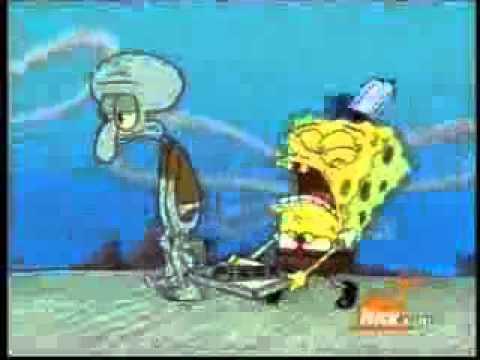 Spongebob Squarepants Pizza Delivery song