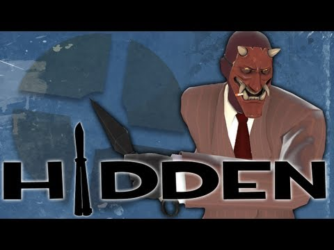 TF2: The Hidden - Custom Game Mode