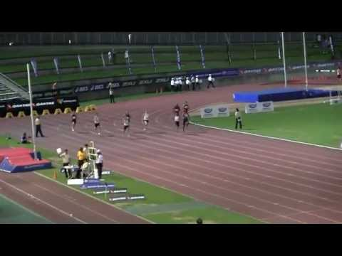 2012 Sydney Track Classic Mens 400m